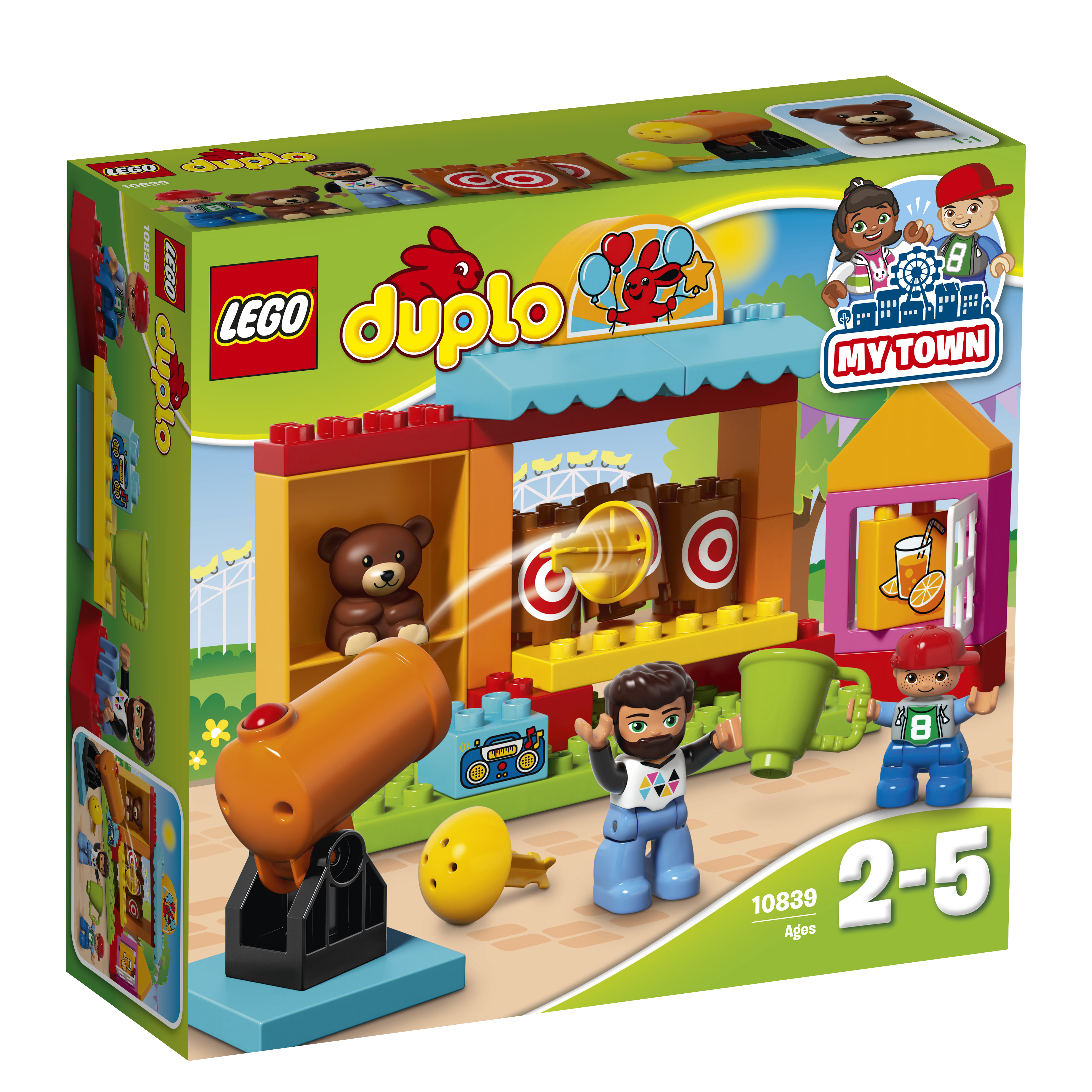 LEGO DUPLO LEGO Тир