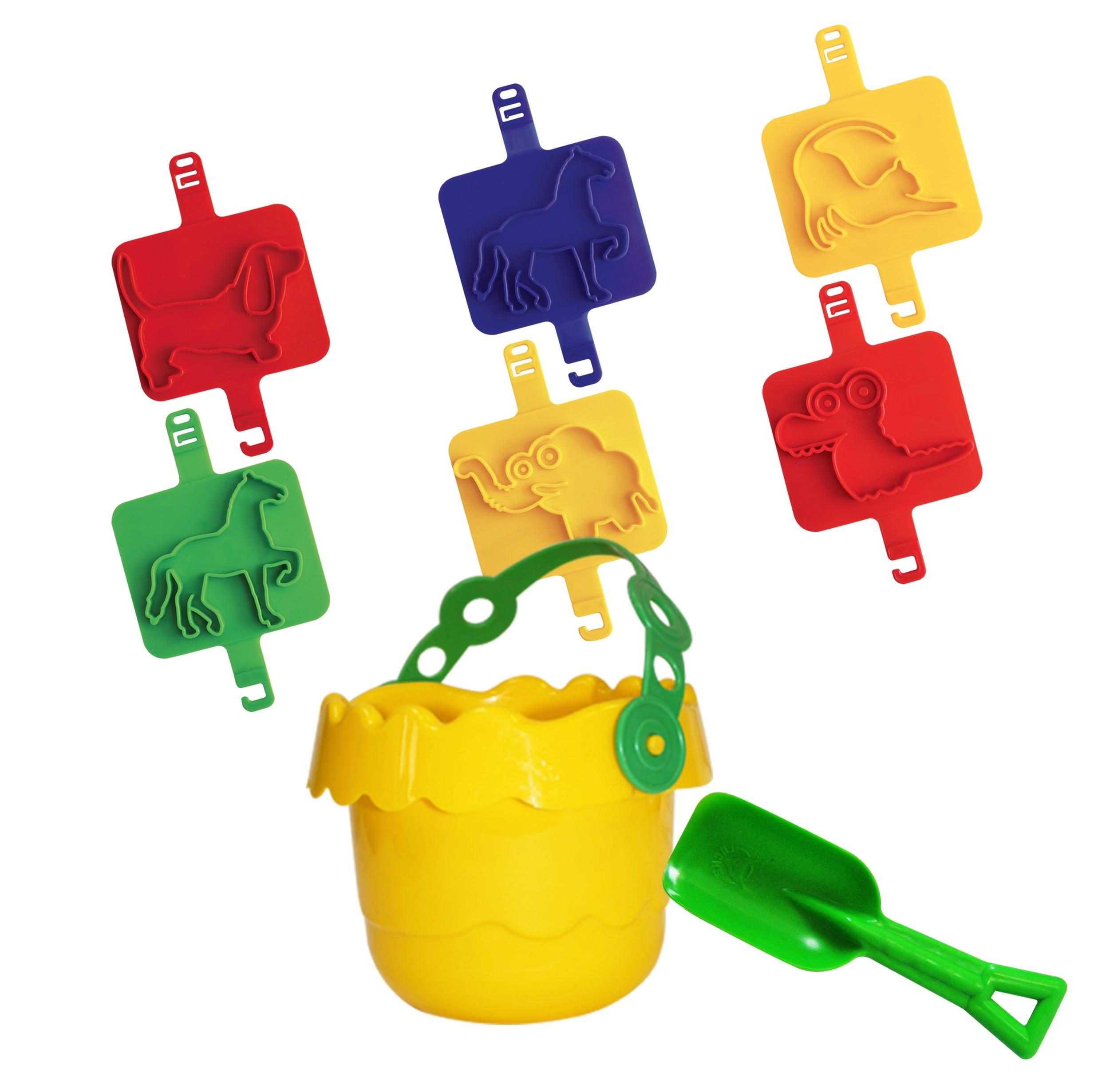 Игрушки для песка Пластмастер Картинки на песке N3 игрушки для песка пластмастер африка