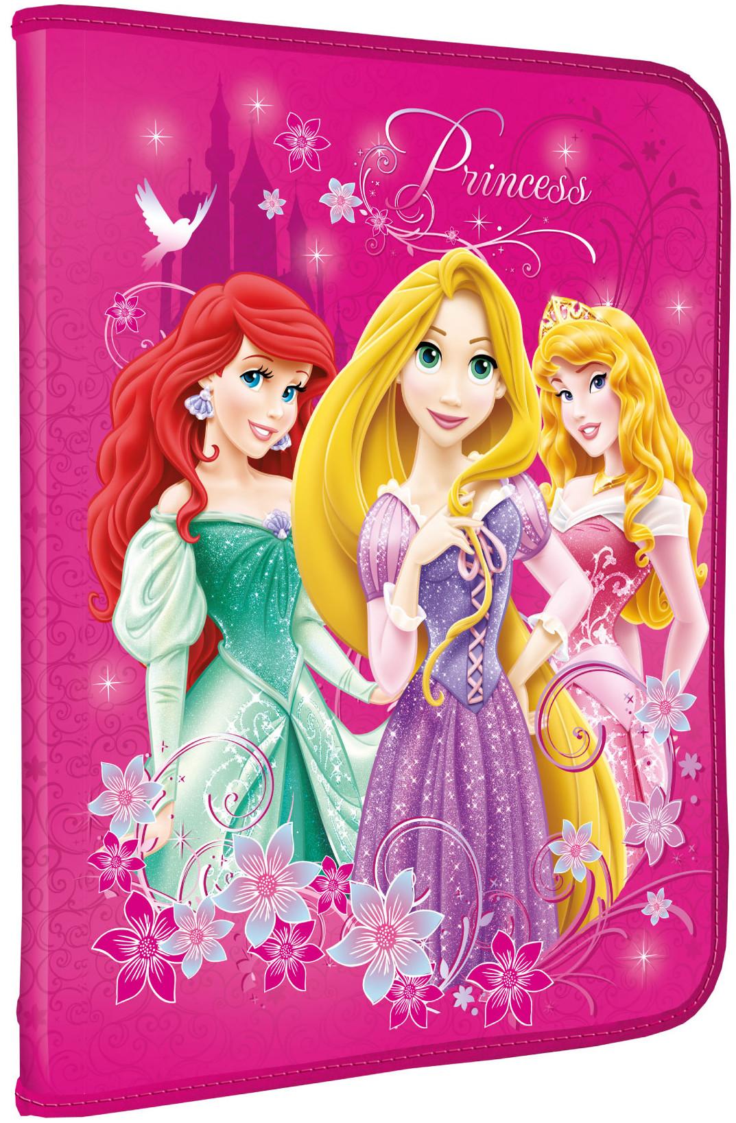 цена на Папка для тетрадей Академия Групп Disney Princess