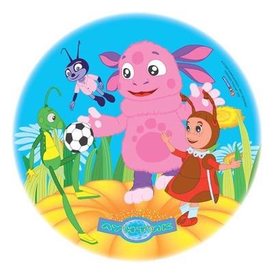 Детские мячи и прыгуны John Мяч 23 см john мяч минни 10 см