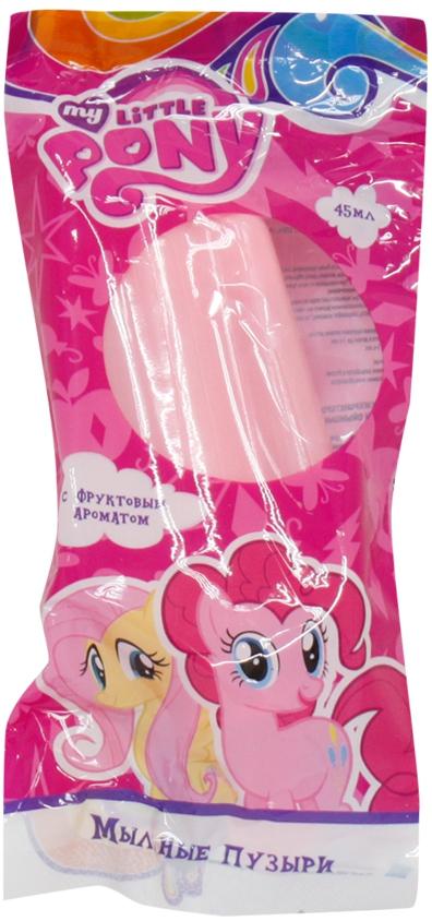 My Little Pony 1toy My Little Pony Розовое мороженое на палочке c фруктовым ароматом, 45 мл. мыльные пузыри my little pony 60 мл