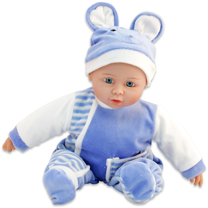 Пупсы Mami Mami кукла lisa jane mami интерактивная в голубом 40 см