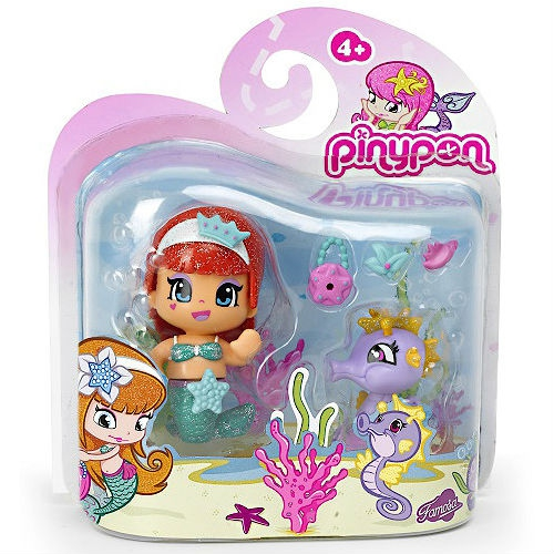 Pinypon Famosa Волшебница куклы и одежда для кукол wowwee кукла зомби русалочка