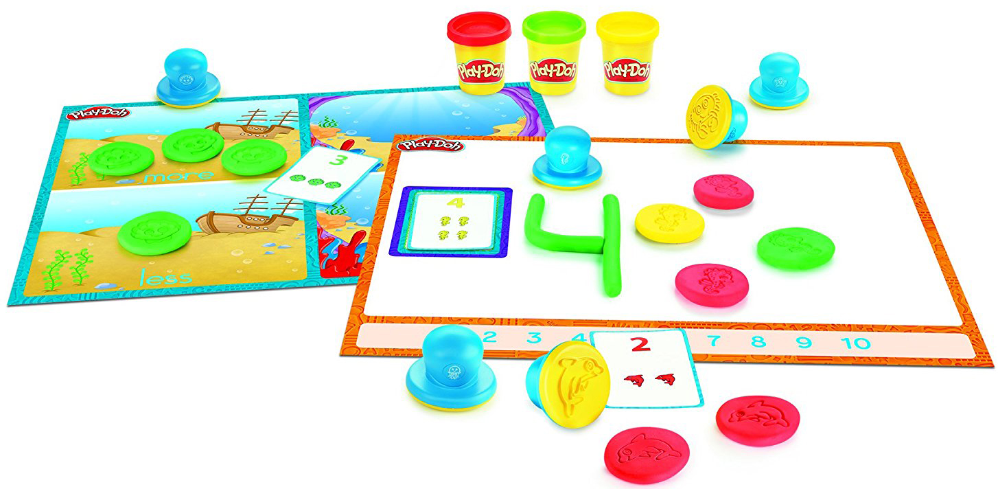 Play-Doh Play-Doh Числа и счет счет
