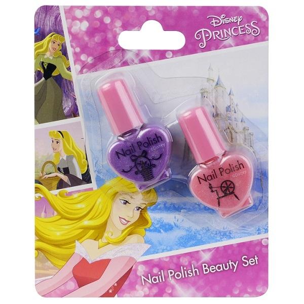 Декоративная косметика Markwins Набор лаков для для ногтей Markwins «Princess» 2 шт. цена
