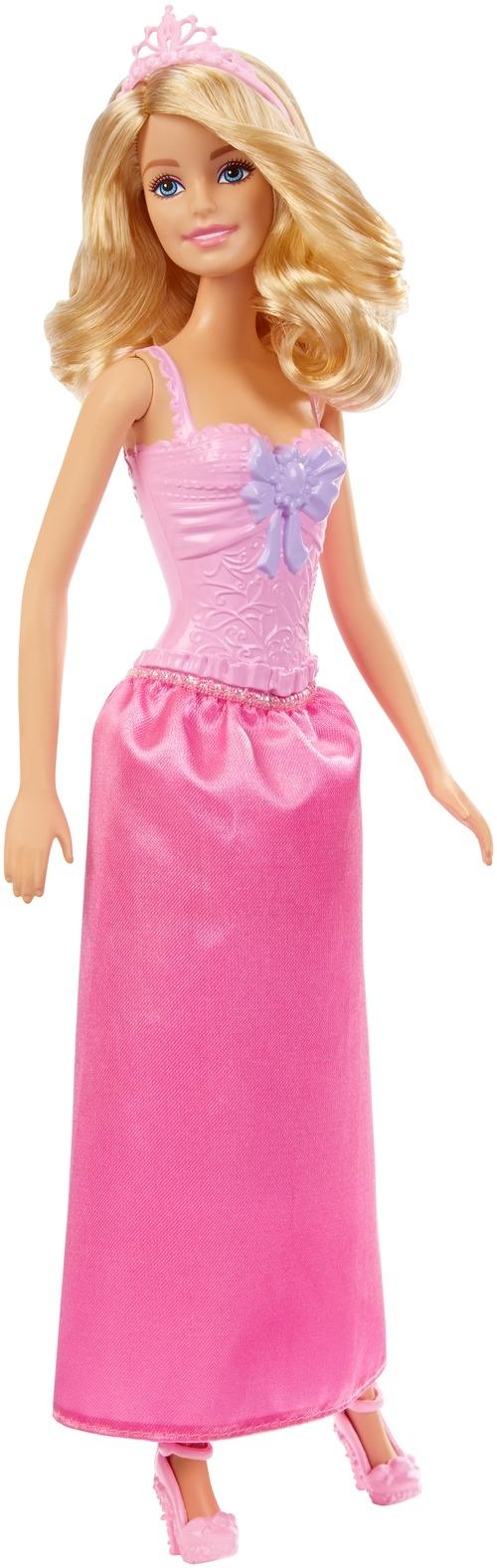 Barbie Barbie Кукла Barbie «Принцесса» в асс. кукла barbie 2014 principessa