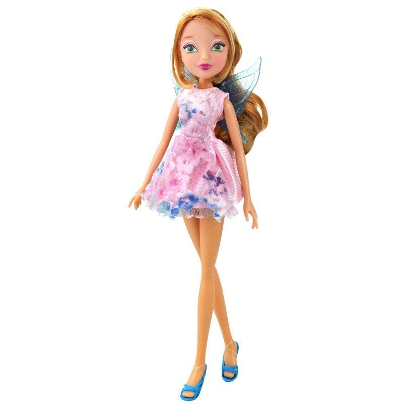 Winx WINX CLUB Кукла Winx Club «Магическое сияние» Флора украшение для стен и предметов интерьера winx флора