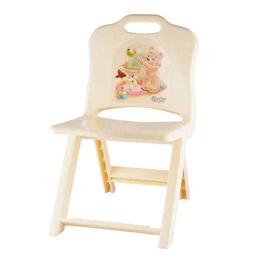 Столы и стулья ПолимерБыт Стул Полимербыт «Polly» раскладной бежевый