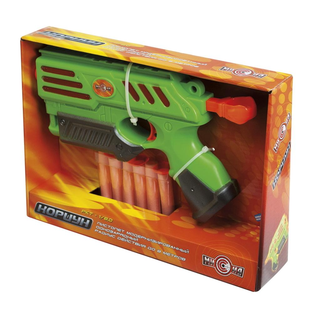 Купить Пистолеты и ружья, Коршун 0007-15A, MISSION-TARGET, Китай