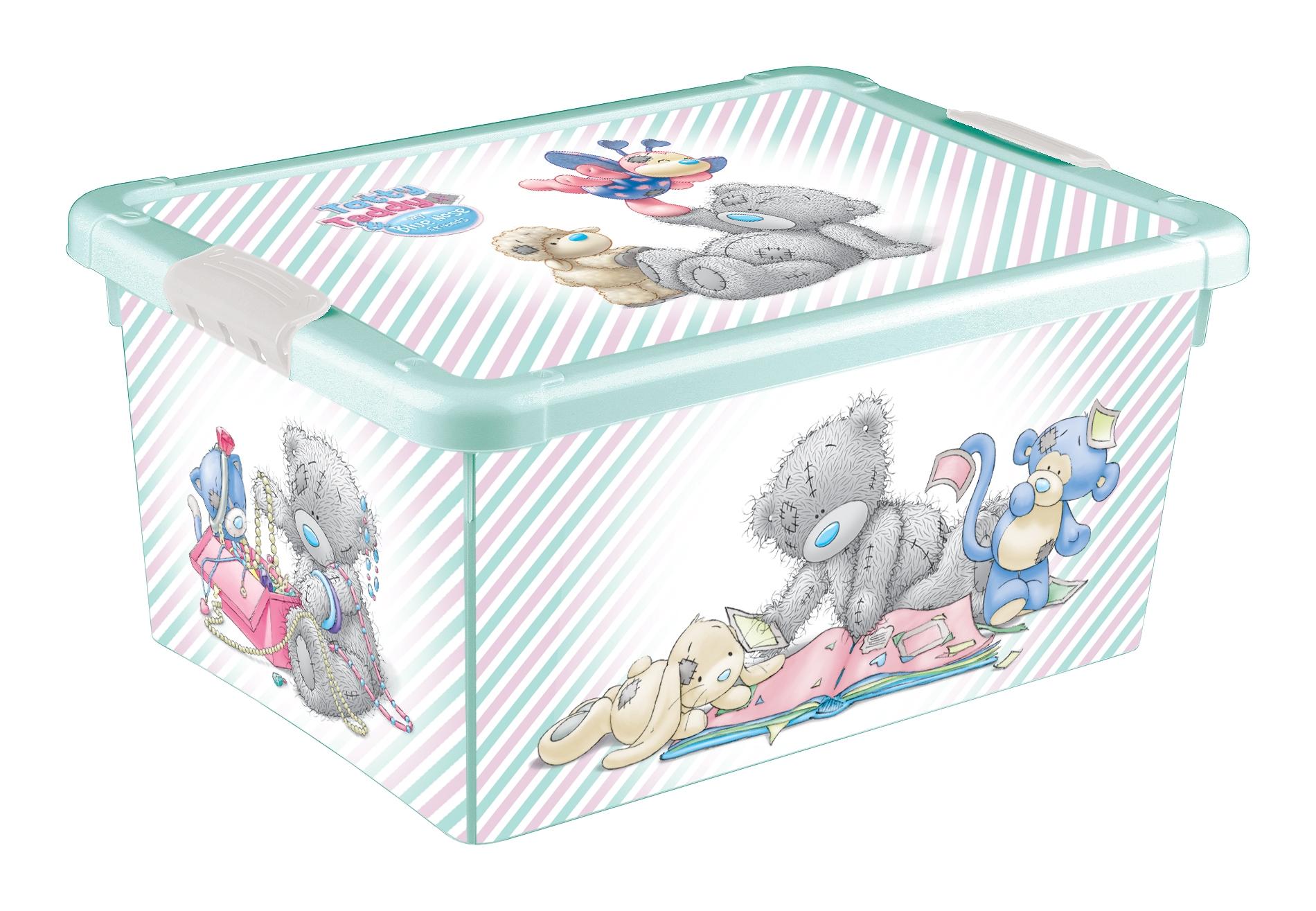 Ящик для игрушек Me to you 431303009 ящики для игрушек альтернатива башпласт контейнер для игрушек феи