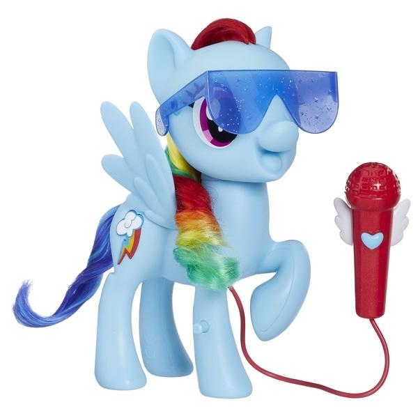 Фигурка My Little Pony Радуга поющая