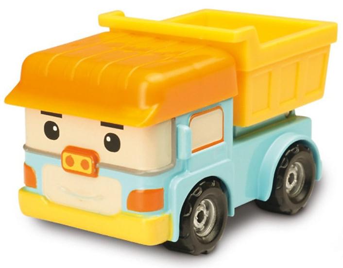 Poli Robocar машинка Дампи Robocar Poli robocar poli poli helly amber roy transformable robot toys