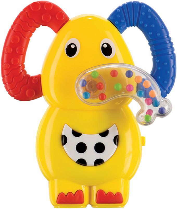 Прорезыватель-погремушка Happy baby Jumbo стоимость