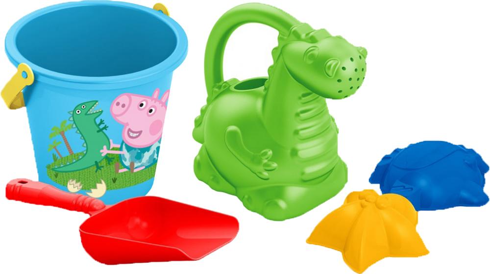 Игрушки для песка Peppa Pig Peppa Pig №3 свиньи page peppapig 30см плюшевые игрушки peppa pig джордж грязи