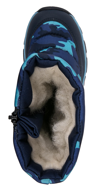 Сапоги для мальчиков Barkito сине-голубые сапоги barkito fz007009