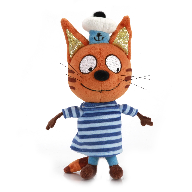 Фото - Мягкая игрушка Мульти-Пульти Три кота: Коржик мягкая игрушка мульти пульти 221606 221606
