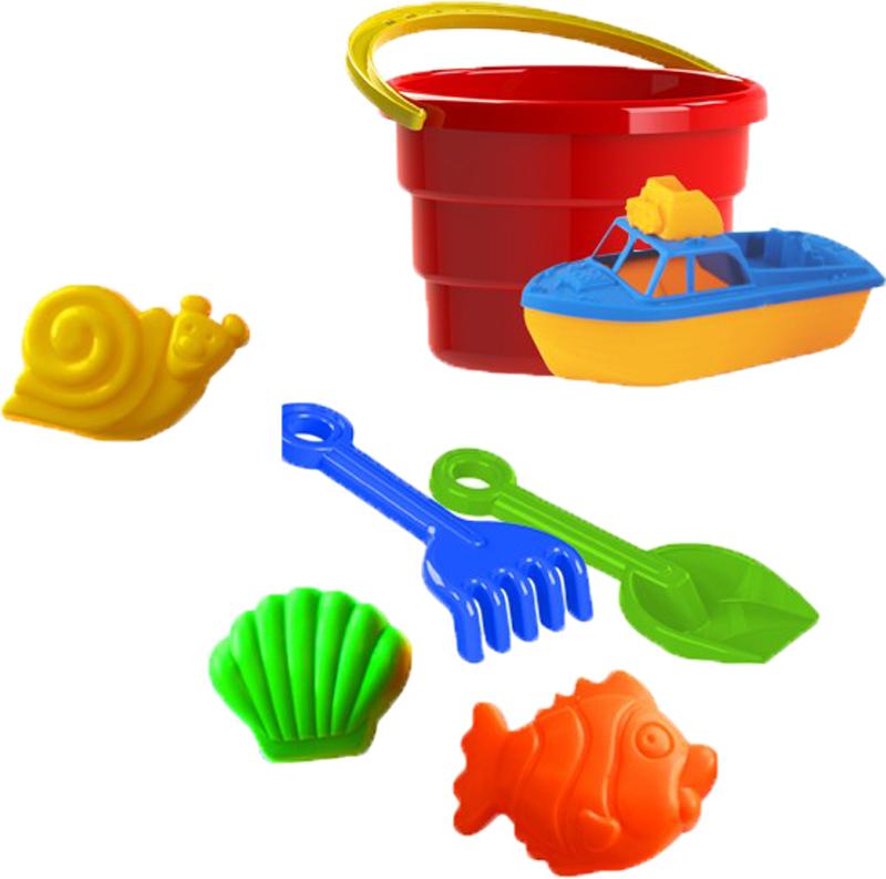 Игрушки для песка Пластмастер Пластмастер Риф пластмастер игрушечный набор монтажник