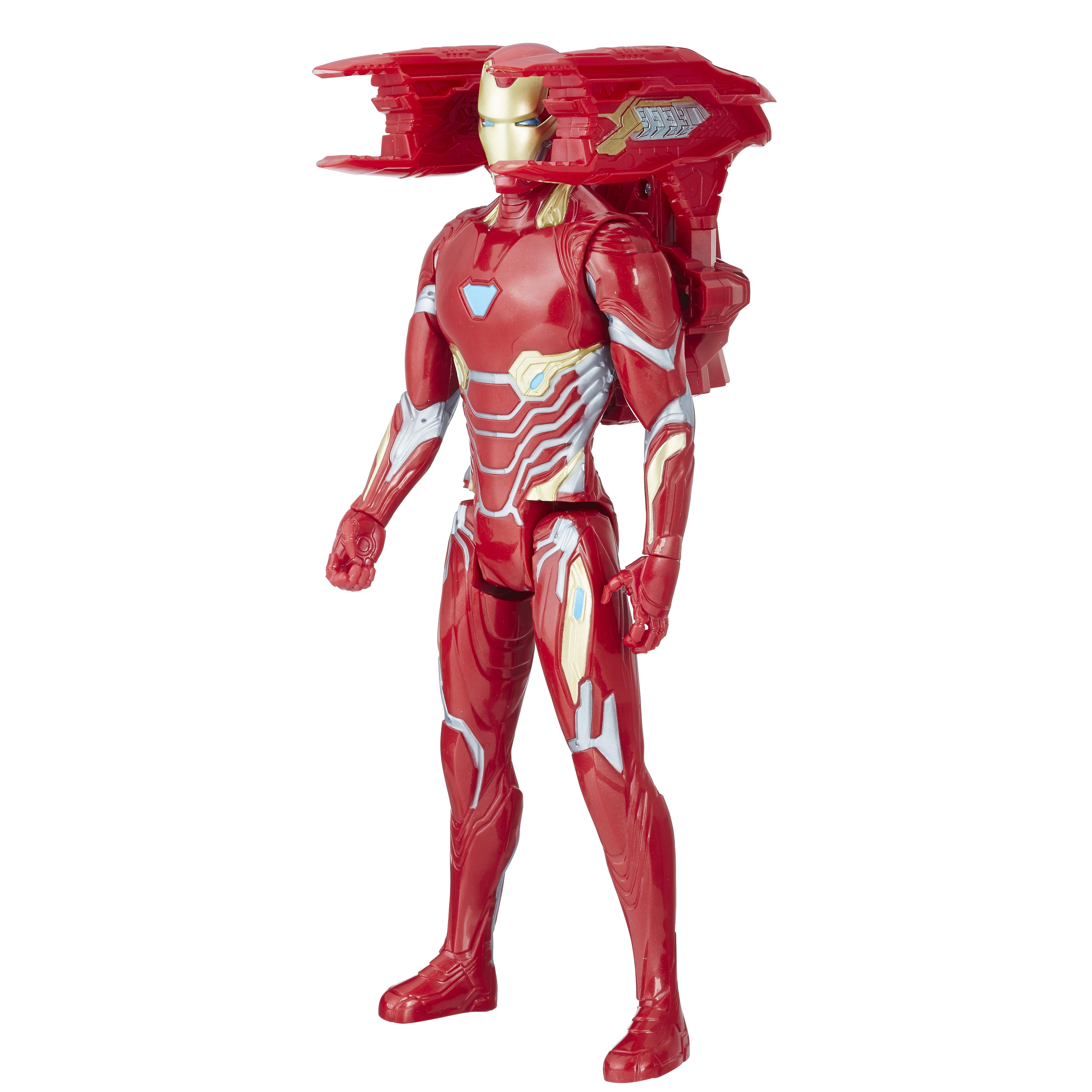 Фигурка Avengers Железный Человек: Power E0606121 avengers фигурка таноса титан