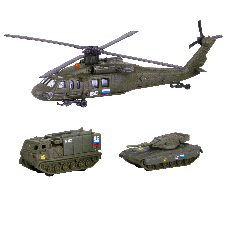 Игровой набор WinCars Металлическая машина. Военная техника цена 2017