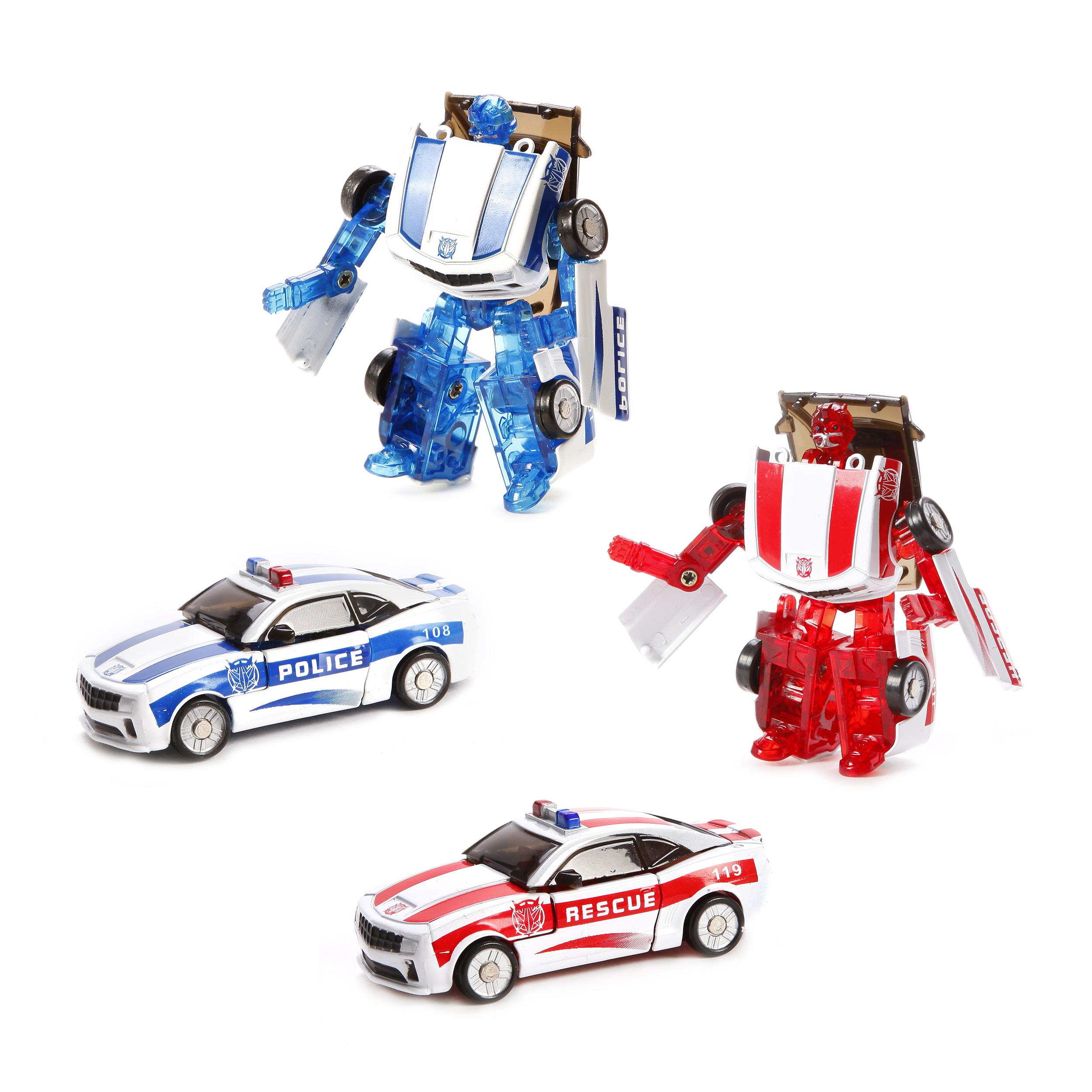 Трансформеры Shantou Gepai Робот-трансформер Пламенный мотор «Машина-Космобот» в асс. машина трансформер пламенный мотор робот машина космобот 870288