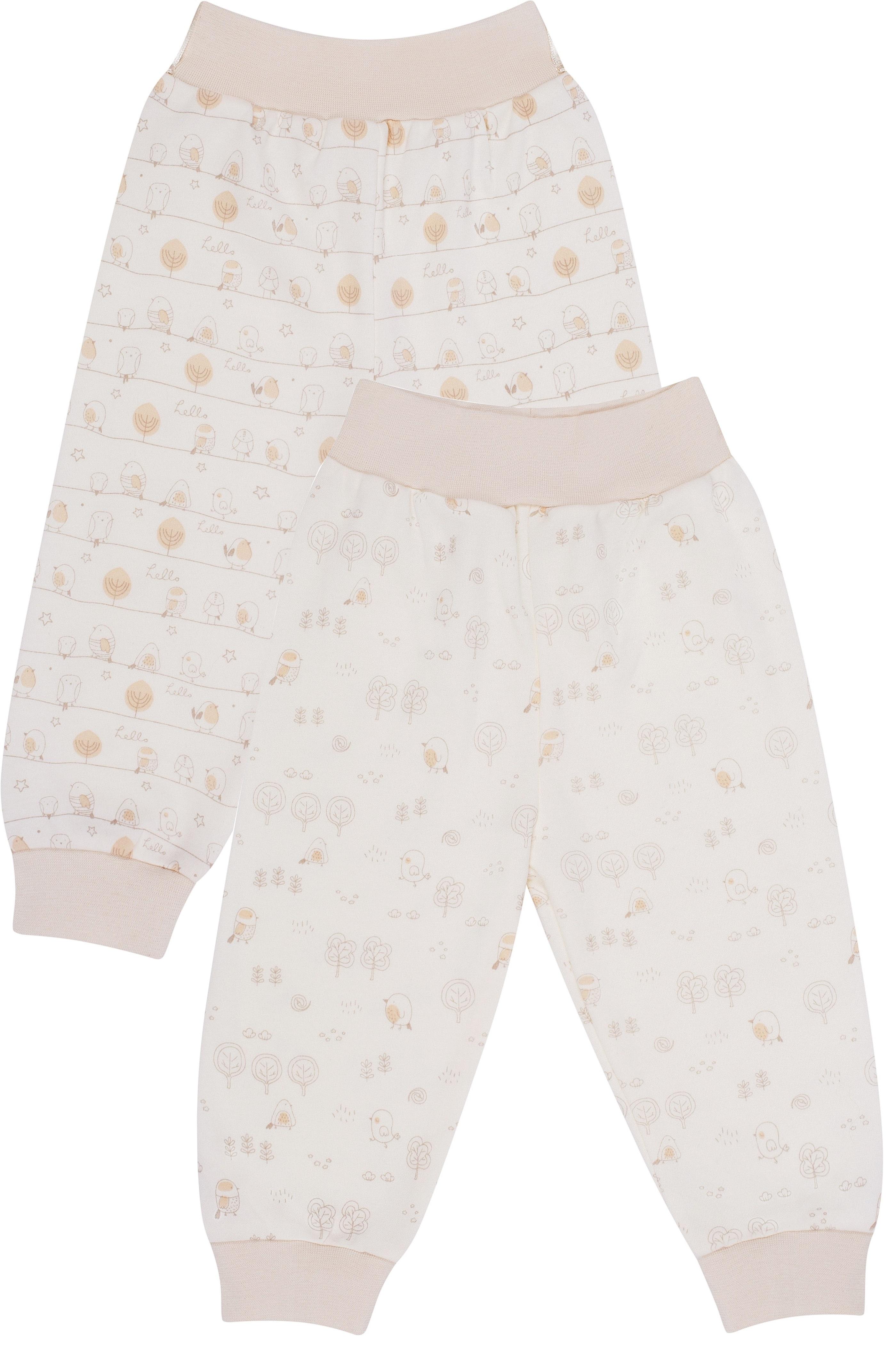 цены на Ползунки-штанишки Be2Me Little birds W19B0017U  в интернет-магазинах