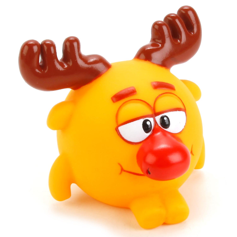 Купить Игрушки для ванны, Смешарики: Лосяш, Играем вместе, Китай, желтый