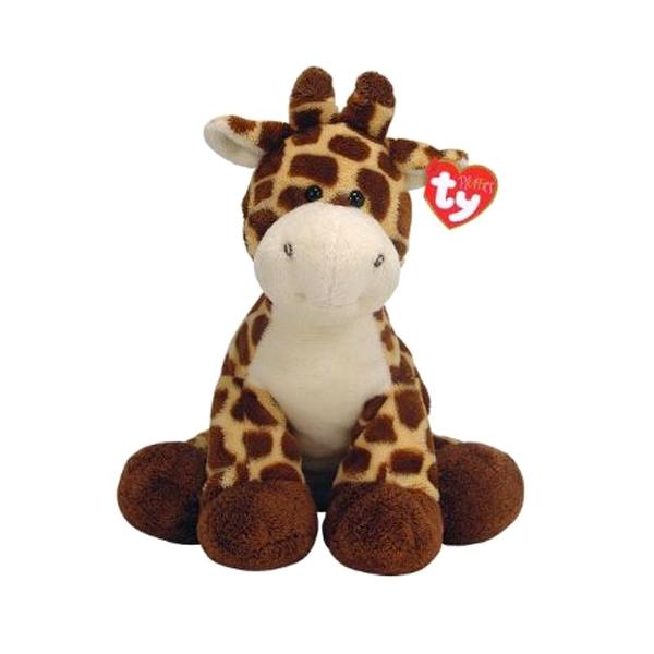 Мягкая игрушка TY Жираф Tiptop игрушка жираф tiny love