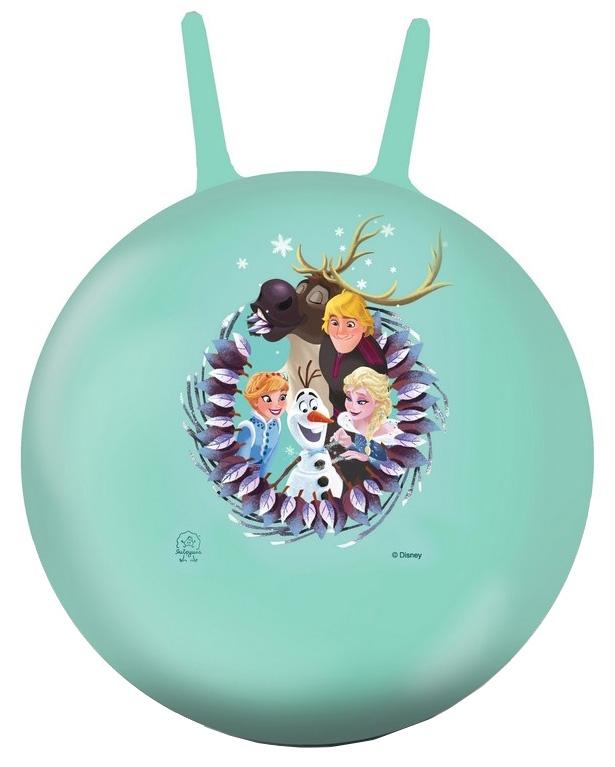 Мячи ЯиГрушка Мяч-попрыгун ЯиГрушка «Холодное сердце» 50 см