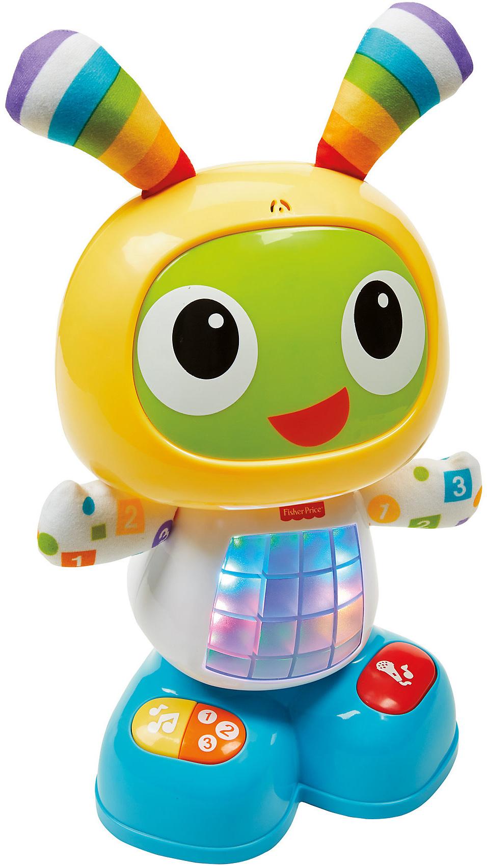 Развивающая игрушка Fisher Price Обучающий робот Бибо