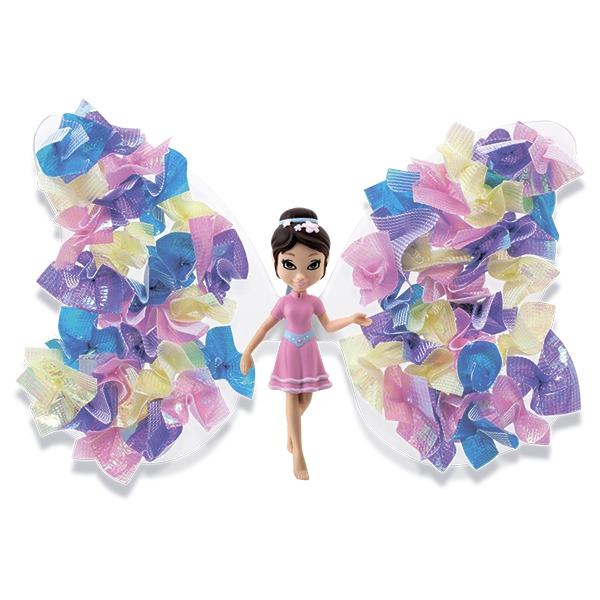 Купить Игровой набор, Фея Букетик, 1шт., Shimmer Wing SWF0001b, Китай, многоцветный, Женский