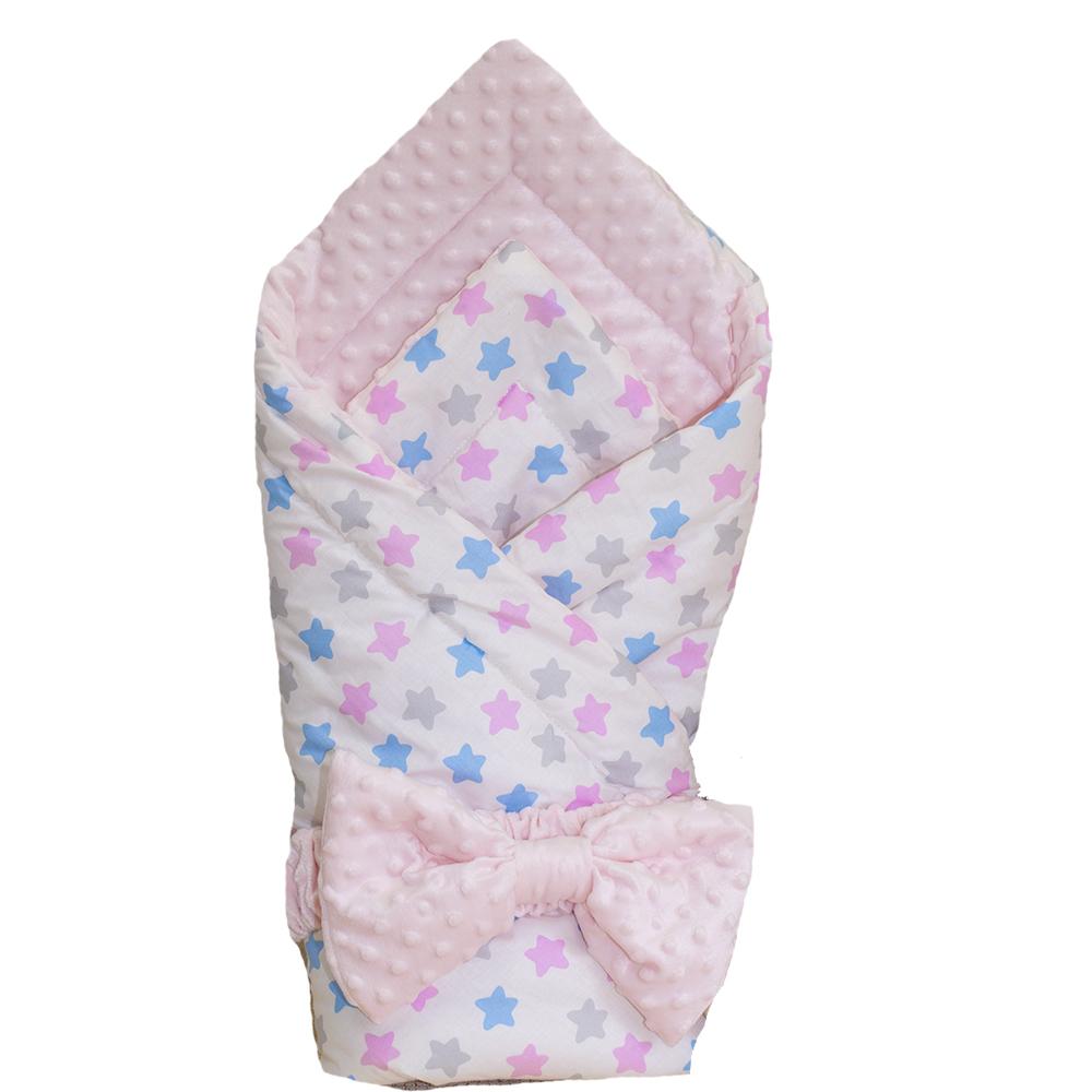 Одеяло на выписку Арго Minky конверт на выписку арго minky