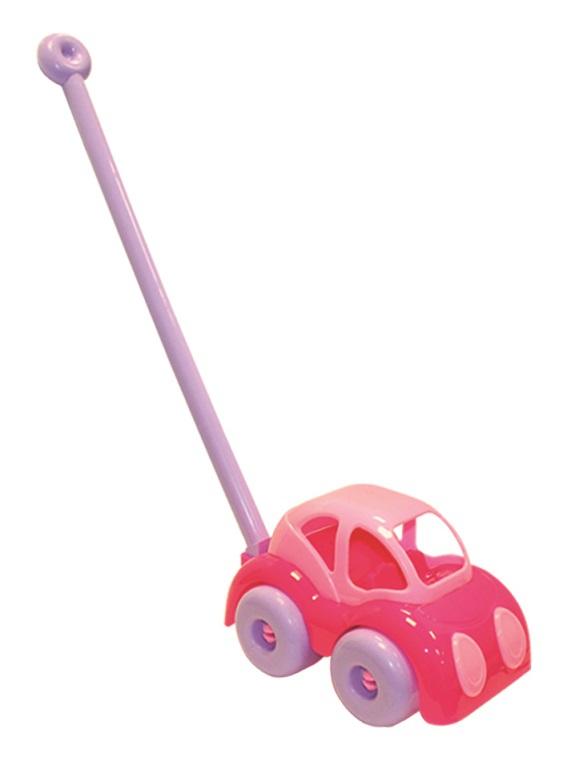 Игрушки-каталки Пластмастер Малышка каталки игрушки bondibon игрушка деревянная каталка с веревочкой гусеница bох