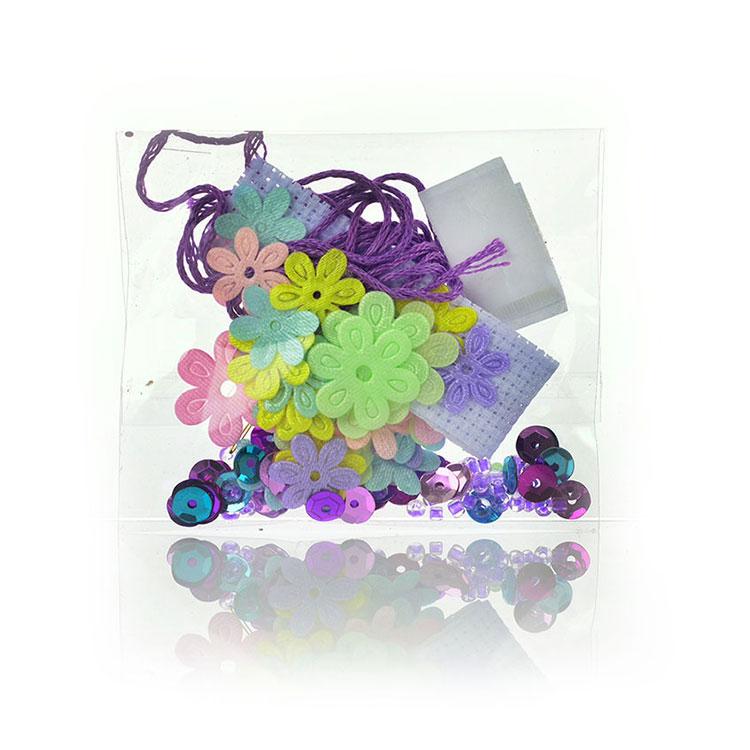 Набор для создания украшений Altacto Яркие цветочки недорого