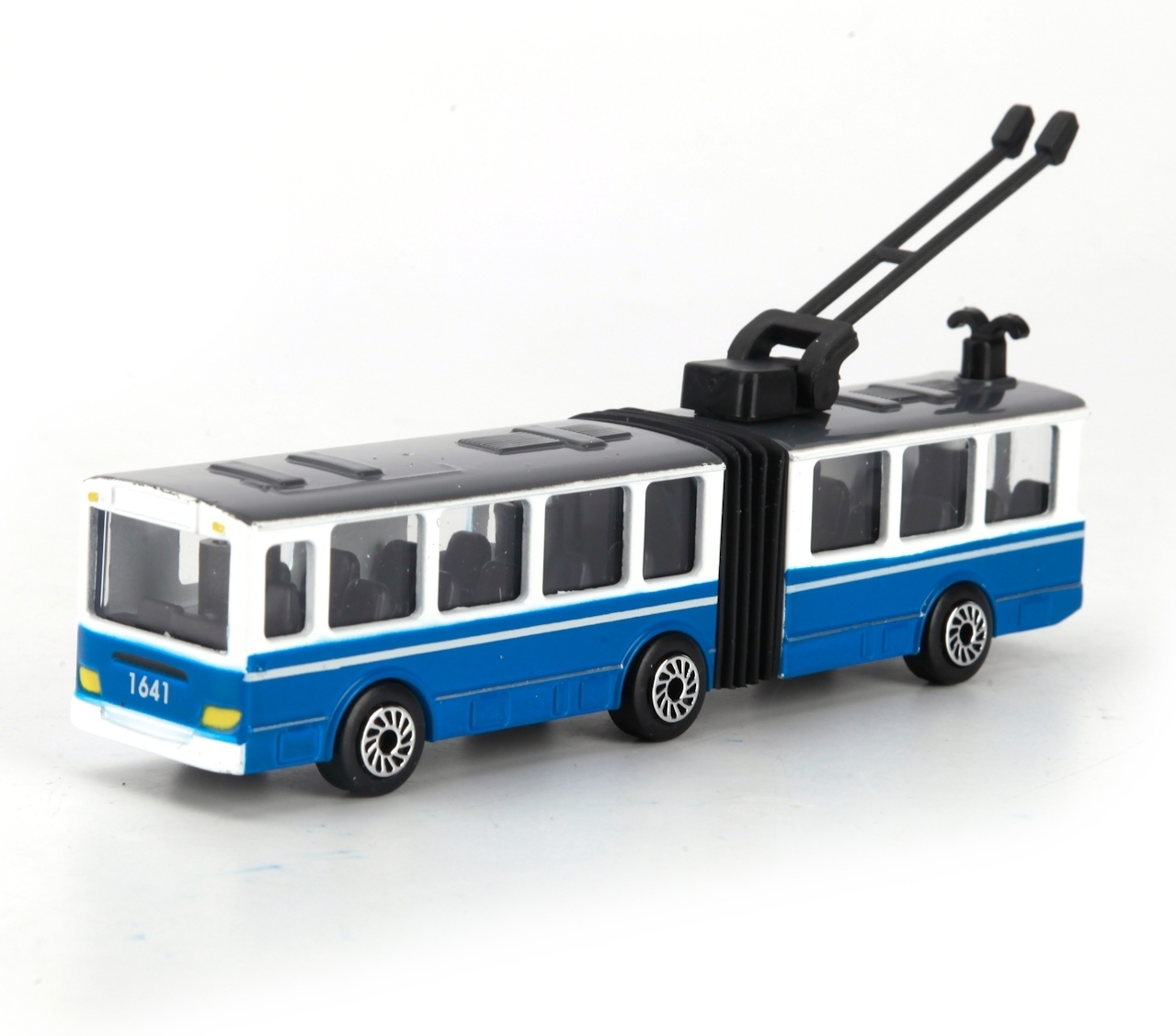 Городской транспорт Технопарк Троллейбус 12 см SB-15-34-T цена