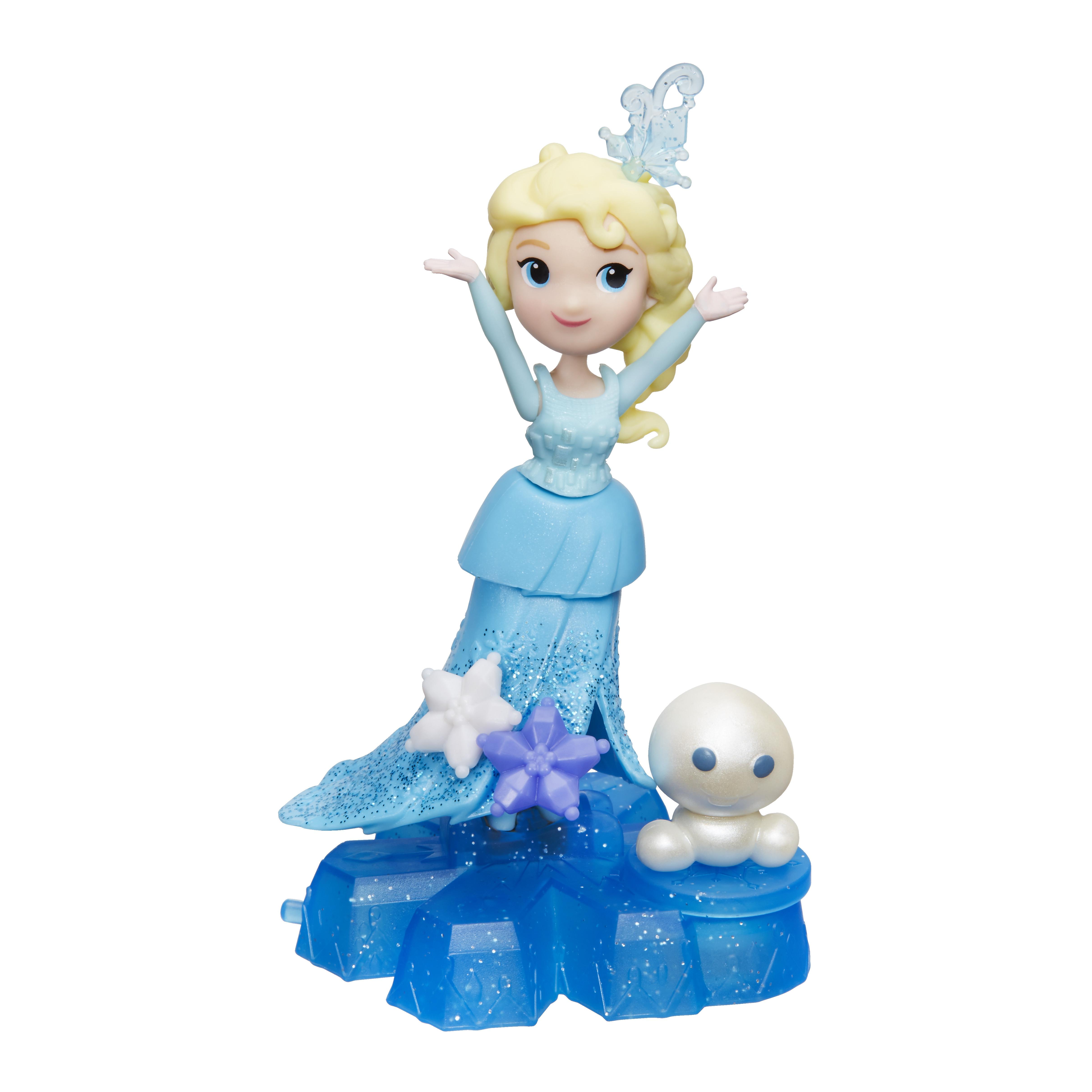 Другие куклы Disney Frozen Холодное сердце на движущейся платформе-снежинке игрушка hasbro disney princess холодное сердце маленькая кукла на движущейся платформе снежинке b9249
