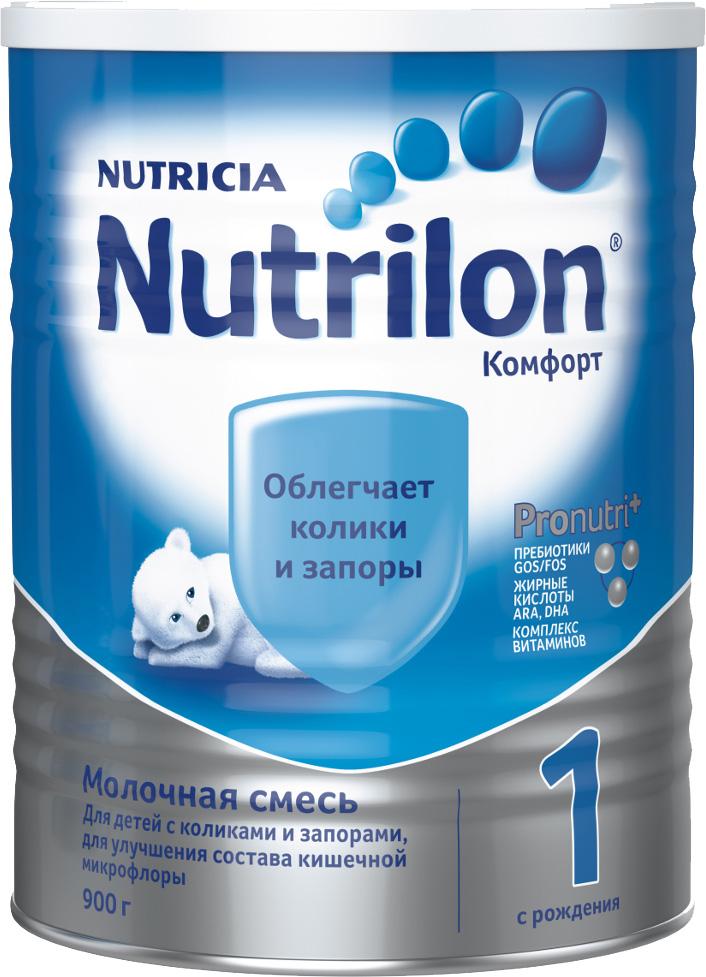 Nutrilon (Nutricia) 1 Комфорт (c рождения) 900 г 21845