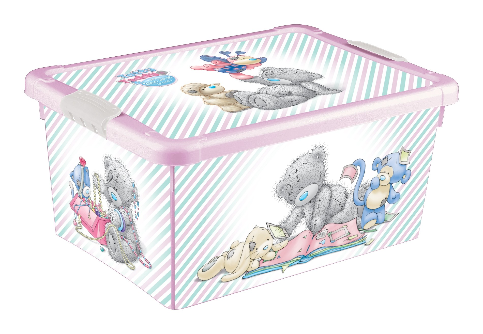 Ящик для игрушек Me to you 431303005 ящики для игрушек альтернатива башпласт контейнер для игрушек феи