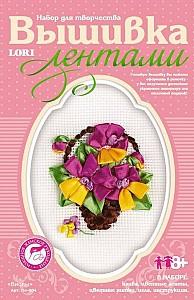 Набор для творчества Русский стиль Вышивка лентами Виолы журба юлия николаевна вышивка лентами