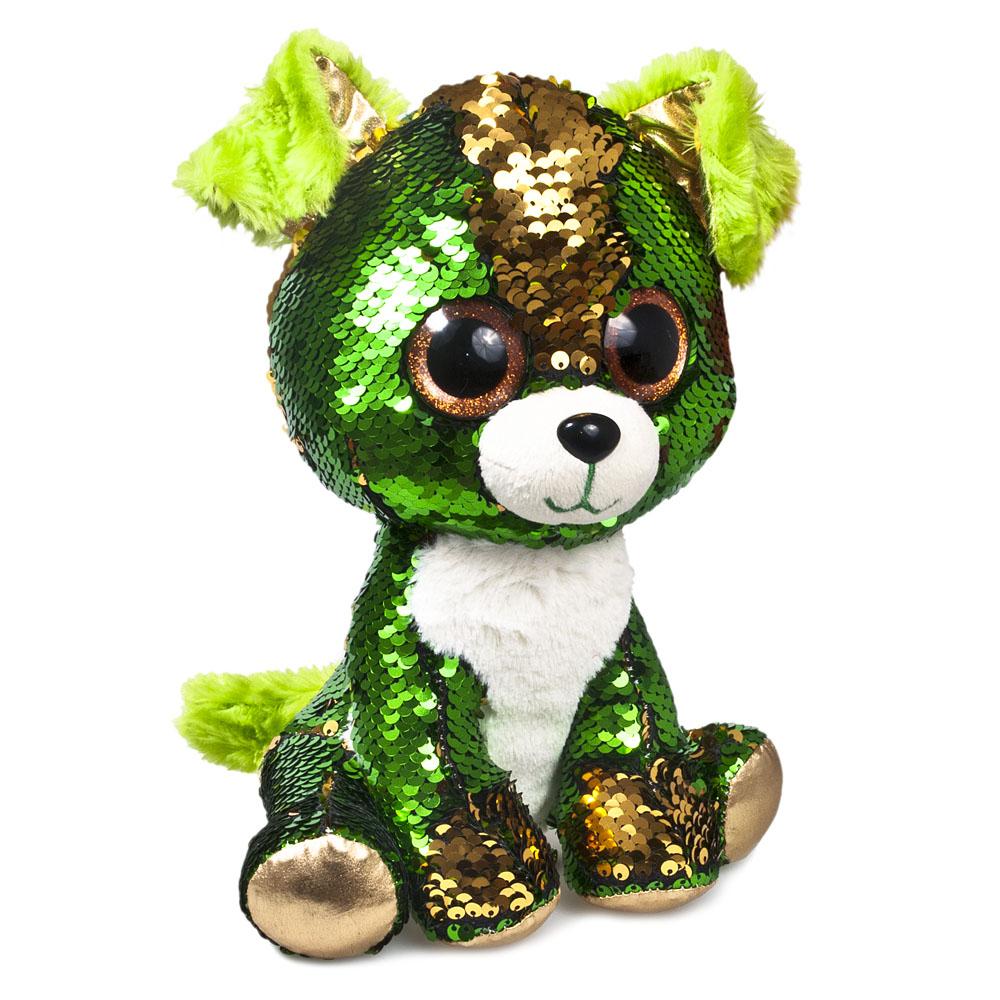 Купить Мягкая игрушка, «Щенок Изумруд», Fancy, Китай, текстиль