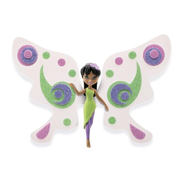Фигурки героев мультфильмов Shimmer Wing Фея Лили игровой набор shimmer