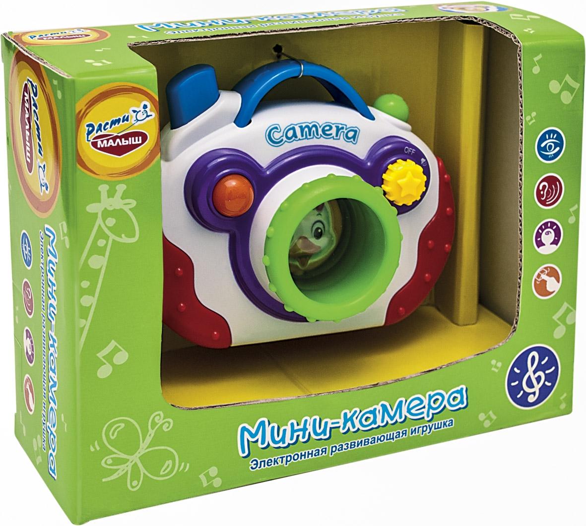 Развивающая игрушка Расти Малыш Мини-камера