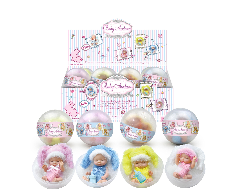 цена Другие куклы Junfa Toys Ltd Зайчики