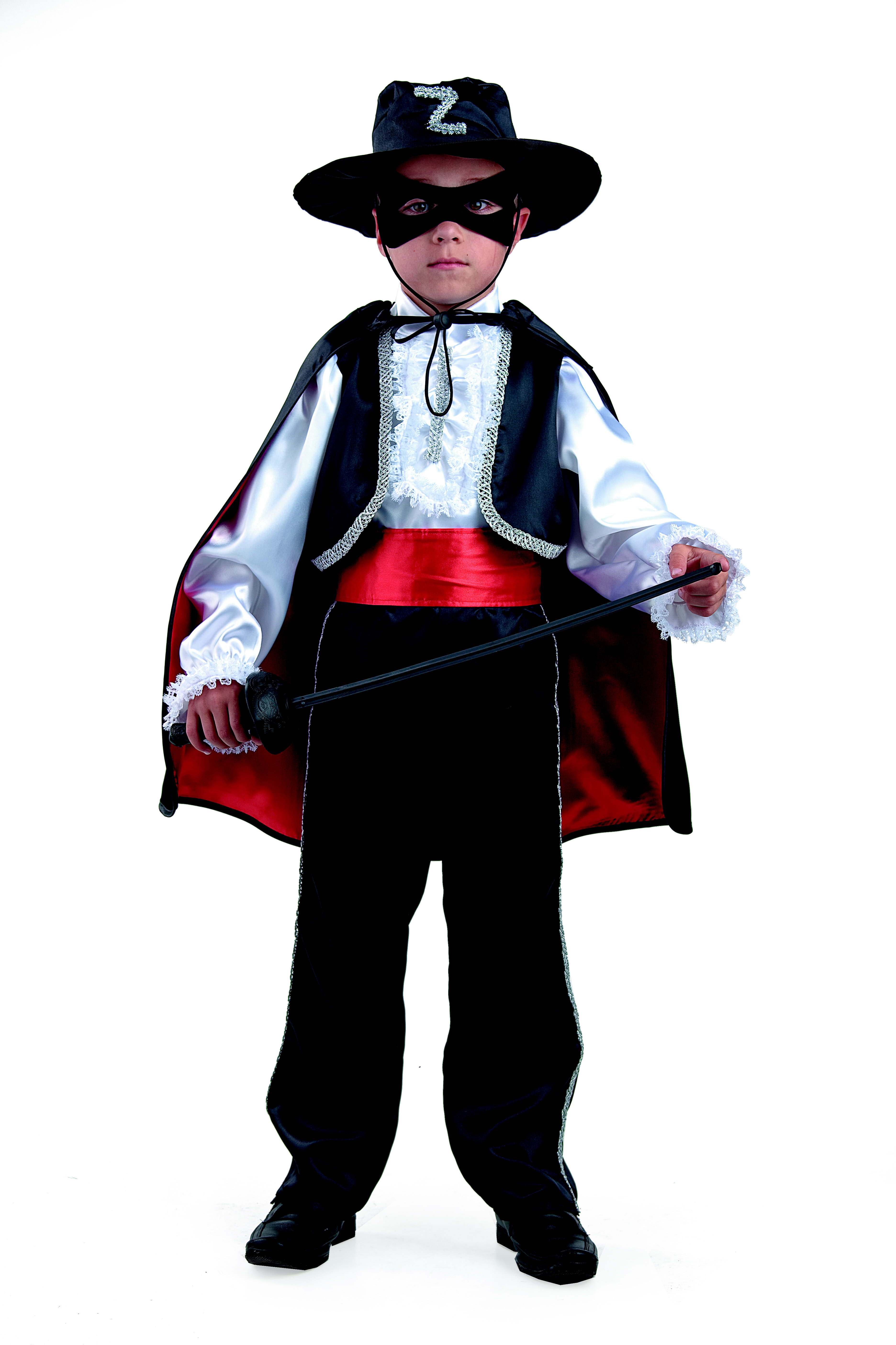 Карнавальный костюм Батик Зорро