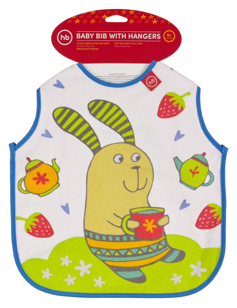 Нагрудник Happy baby Baby Bib With Hangers нагрудник happy baby soft children s bib 16000 red