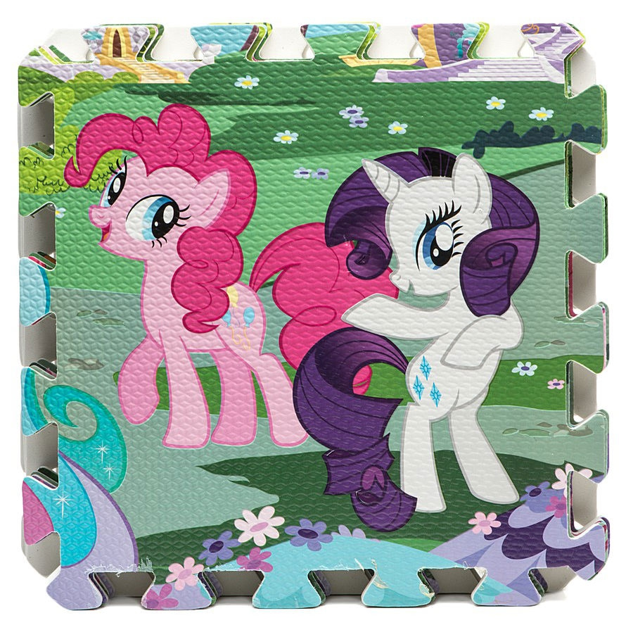 Пазл My Little Pony Коврик my little pony my little pony игровой набор my little pony школа дружбы