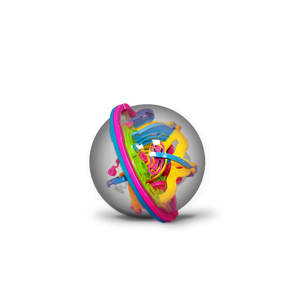 Головоломки Track ball 3D Шар-лабиринт 13 см stainless steel three track rail drawer slide rails 3 row ball bearing linear guides