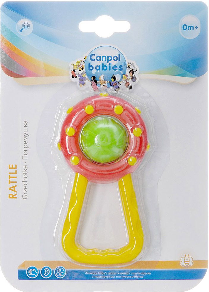 Прорезыватели Canpol babies Canpol babies Мячик play mat canpol babies multifunctional colored ocean 0