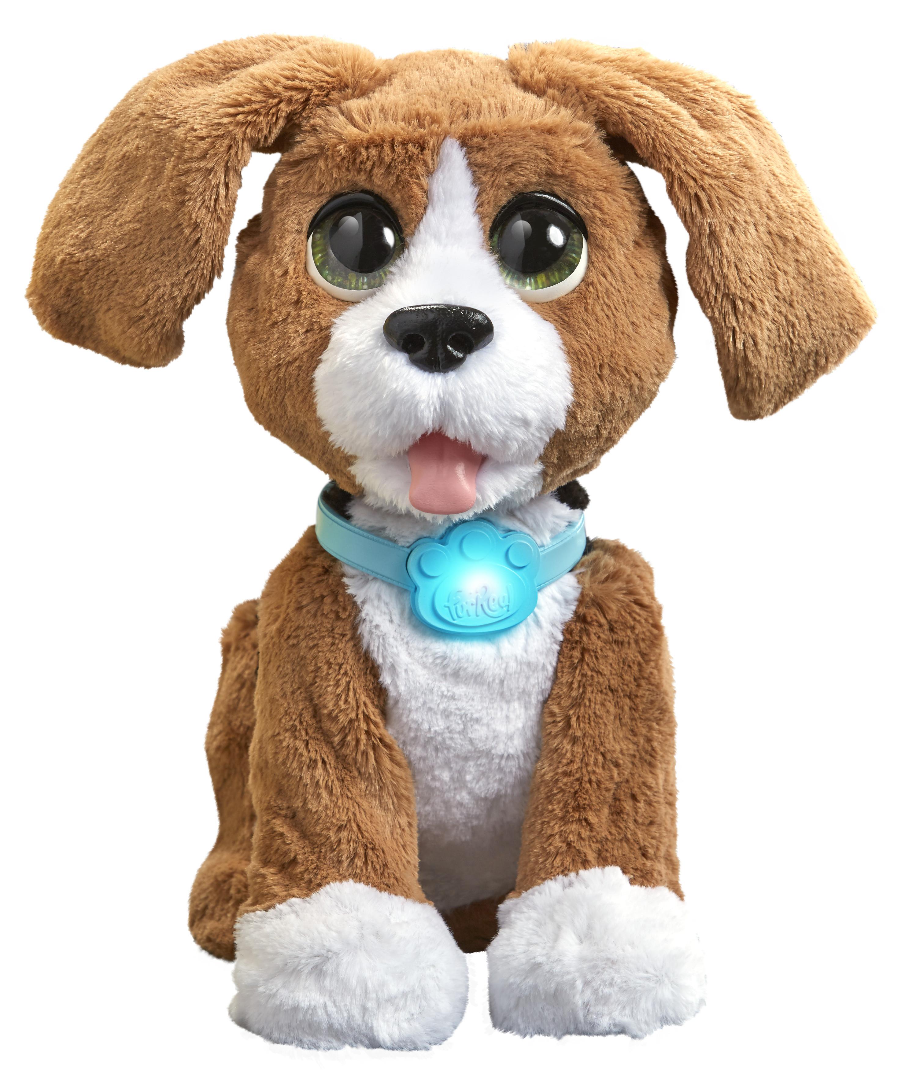Интерактивная игрушка Hasbro Говорящий щенок furreal friends интерактивная игрушка пушистый друг щенок голди