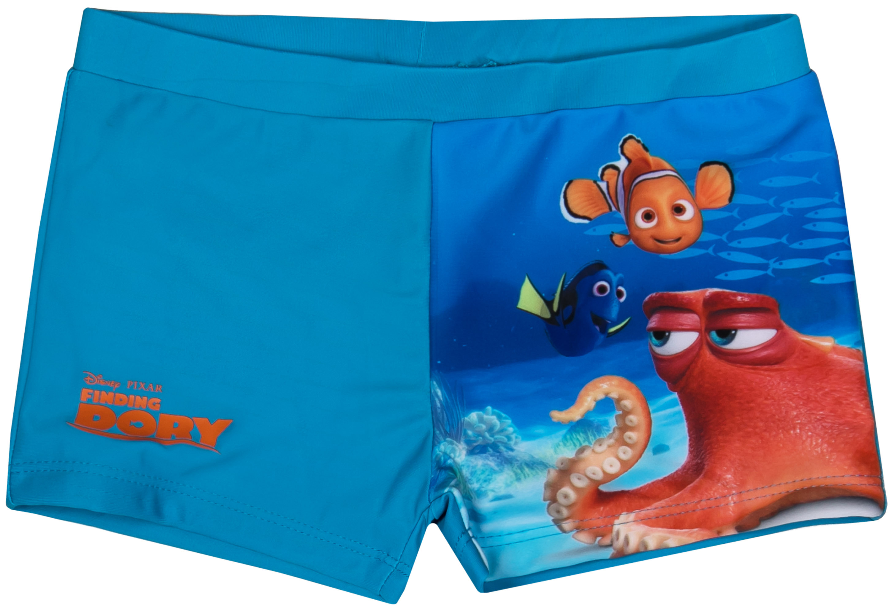 Трусы-шорты купальные для мальчика Barkito голубые