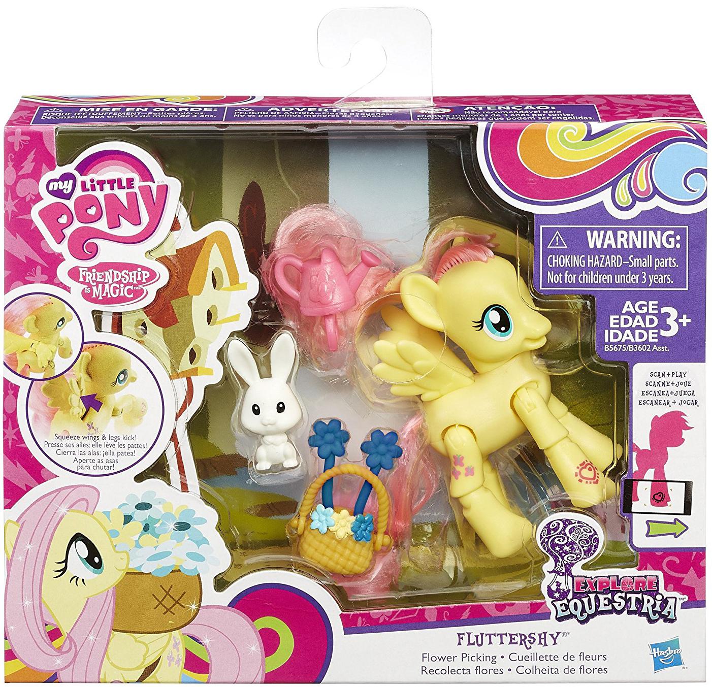 Игровой набор Hasbro Принцессы-пони